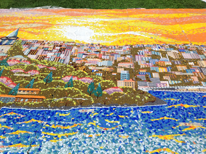 IstanbulMozaik 24 Mağlova Mozaik