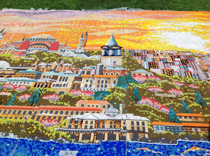 IstanbulMozaik 26 Mağlova Mozaik